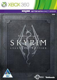 The Elder Scrolls V: Skyrim Legendary Edition (Xbox 360) *END OF LINE