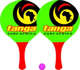 Tanga Beach Bat Sets - Plywood