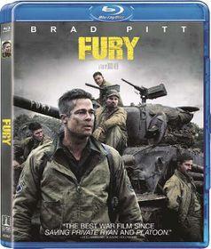 Fury (Blu-ray)