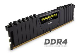 Corsair Vengeance LPX 16GB (4 x 4GB) DDR4 2133MHz Memory Kit