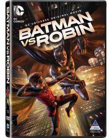 Batman vs Robin (DVD)