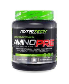 Nutritech Aminopre Tropical Rain - 540 Grams