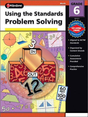 ms 06 solutions target a grade Grade 6 » the number system print this page extend number line diagrams and coordinate axes familiar from previous grades to represent points on the line and in the plane with negative number coordinates.