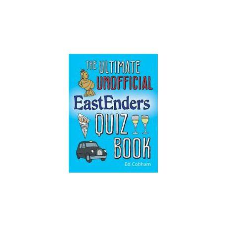 Ultimate Unofficial Eastenders Quiz Book (eBook)
