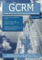 Gcrm governance risk and compliance management ebook buy gcrm governance risk and compliance management ebook fandeluxe Image collections