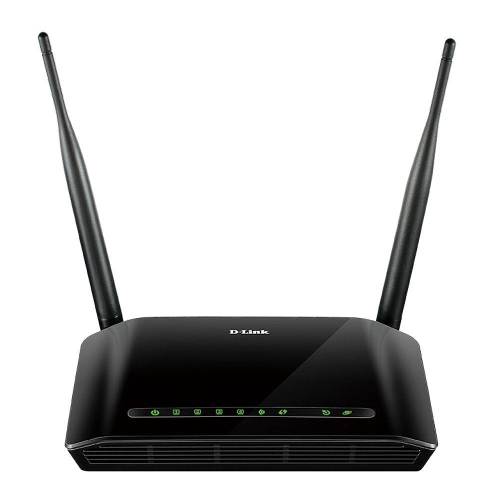 D-link Dsl-2740u Wireless N Adsl2+ 4-port Wi-fi Router ...