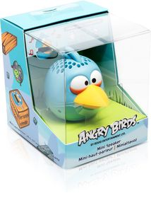 Gear 4 Angry Birds Classic  Mini Speaker-Blue