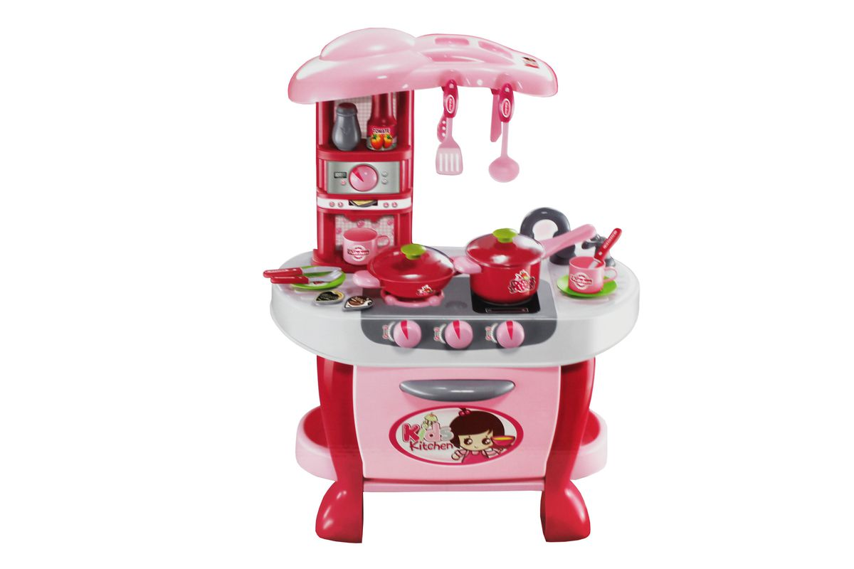 Kitchen Play Set - Stove Top - Pink | Buy Online in South Africa ...