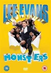 Lee Evans - Monsters (DVD)