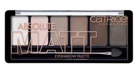 Catrice Absolute Matt Eyeshadow Palette 010