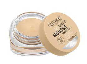 Catrice 12h Matt Mousse Make up 025 - Beige