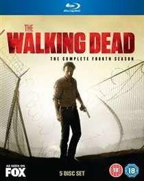 The Walking Dead: Season 4 (Blu-ray)