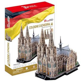Cologne Cathedral (Germany) 179 Pieces