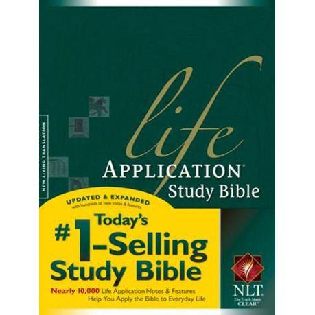 Life Application Study Bible NLT (eBook)