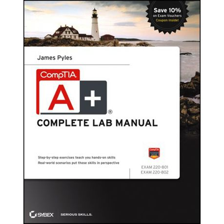 CompTIA A+ Complete Lab Manual (eBook)