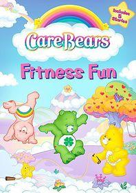Care Bears Fitness Fun - (Region 1 Import DVD)