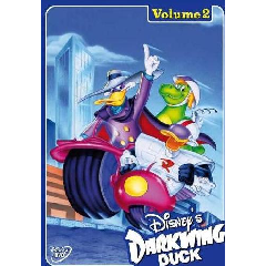 DarkWing Duck Vol 2 - (DVD)