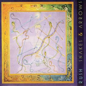 Rush - Snakes and Arrows (CD)