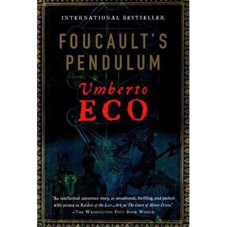 Foucaults Pendulum Ebook