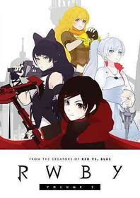 Rwby:Vol 2 - (Region 1 Import DVD)
