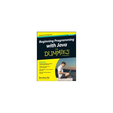 Beginning Programming With Java For Dummies Ebook Buy Online In
