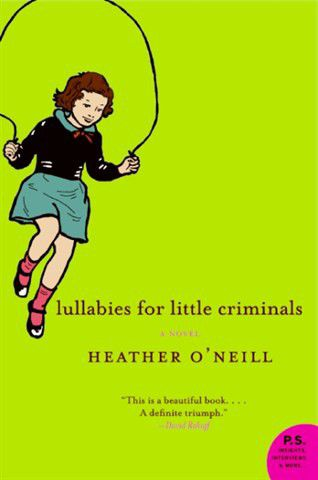 loss of innocence in lullabies for little I have read lullabies for little criminals for the last 5 years  it is very unique, as it deals with some heavy topics such as the loss of innocence, life in.