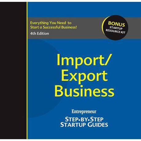 Start Your Own Import/Export Business (eBook) | Buy Online