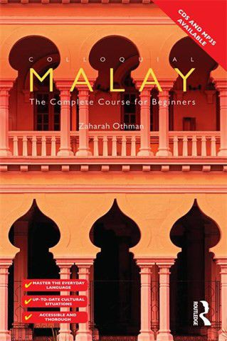 Colloquial Malay Ebook And Mp3 Pack Buy Online In South Africa