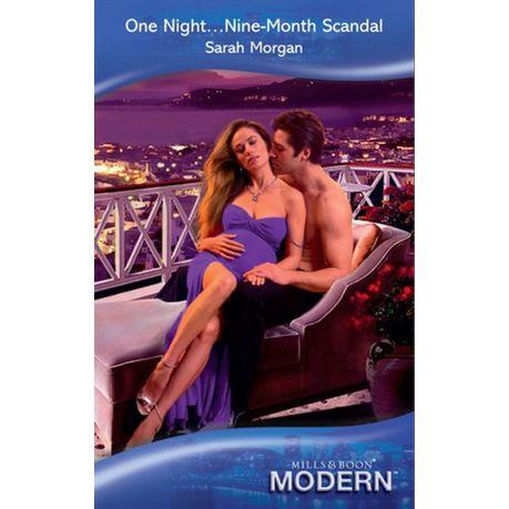 A Night Of Scandal Sarah Morgan Epub