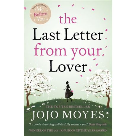 The Last Letter From Your Lover Ebook