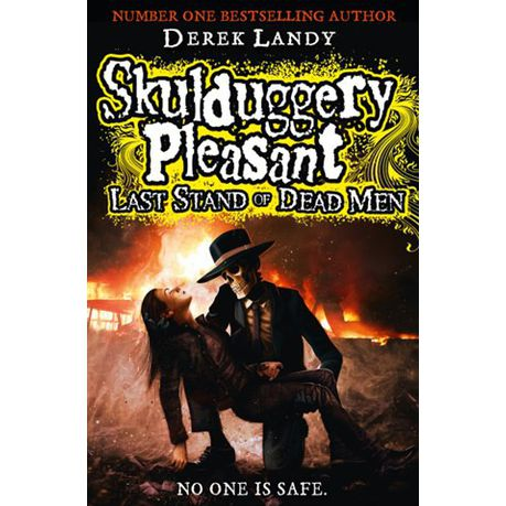 Skulduggery Pleasant Series Ebook
