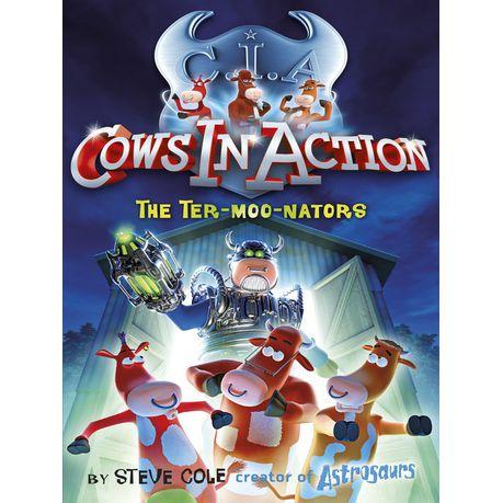 Cows in Action 1 (eBook)
