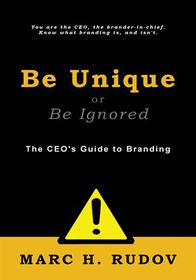 Be Unique or Be Ignored (eBook)