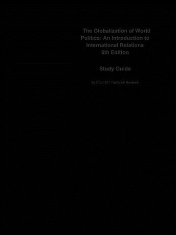 The globalization of world politics an introduction to the globalization of world politics an introduction to international relations ebook loading zoom fandeluxe Images