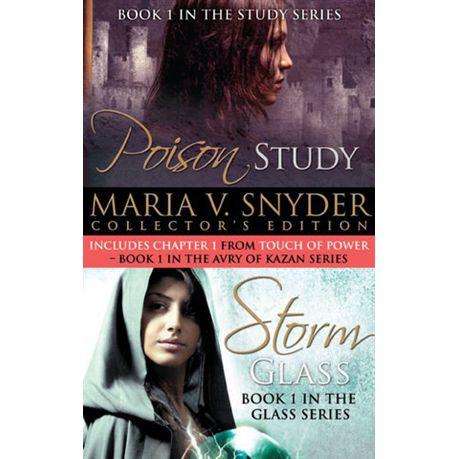 Magic Study Maria V Snyder Epub