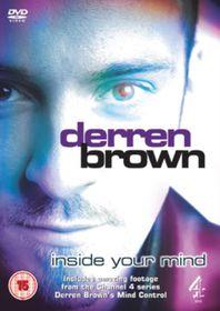 Derren Brown-Inside Your Mind - (Import DVD)
