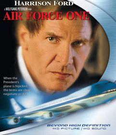 Air Force One - (Import Blu-ray Disc)