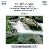 Rachmaninov:Piano Sonata No 2 Op 36 - (Import CD)