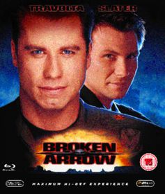 Broken Arrow - (Import Blu-ray Disc)