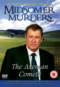 Midsomer Murders-Axeman Cometh - (Import DVD)