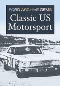 Classic Us Motorsport - (Import DVD)