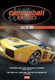 Cannonball 8000 2006 - (Import DVD)