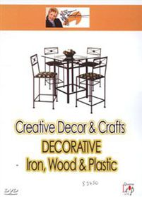 Creative Decor-Iron Wood & Pla - (Import DVD)