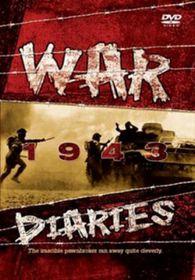 War Diaries Ww2-1943 - (Import DVD)