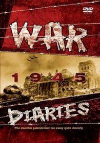 War Diaries Ww2-1945 - (Import DVD)