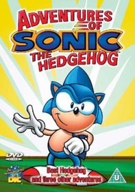 Sonic the Hedgehog-Best Hedge. - (Import DVD)