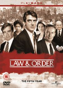 Law & Order - Series 5 - (Import DVD)