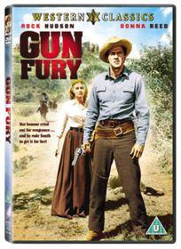 Gun Fury - (Import DVD)