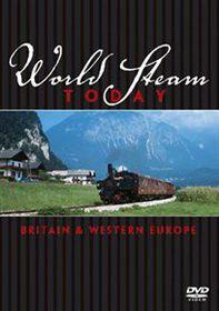 World Steam Today-Britain - (Import DVD)