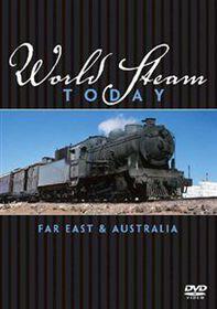 World Steam Today - Far East - (Import DVD)